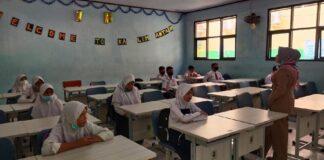Foto Ilustrasi sekolah Tatap Muka