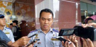 Kepala Bidang Angkutan Jalan, Dishub Kota Batam, Syafrul Bahri