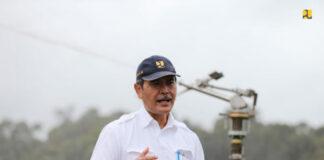 Direktur Jenderal (Dirjen) Sumber Daya Air (SDA) Kementerian Pekerjaan Umum dan Perumahan Rakyat (PUPR), Jarot Widyoko. (Sumber: http://sda.pu.go.id)