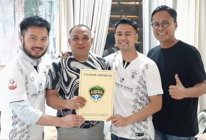 Selebriti papan atas Indonesia, Raffi Ahmad