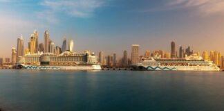 Perusahaan kapal pesiar Jerman akan menawarkan perjalanan tujuh hari dari Dubai antara akhir November tahun ini hingga pertengahan April 2022. (Foto: Istimewa via Arab News)