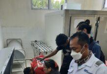 Petrick Natanael, Karyawan PT. ASL Shipyard yang berada di Tanjung Uncang, Batuaji tewas dalam kecelakaan kerja di atas kapal super tangker, Selasa (16/3/2021) sekitar pukul 09.30 WIB.