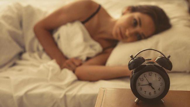 Ilustrasi. Studi terbaru menunjukkan, kebiasaan tidur yang buruk memengaruhi kesehatan mental. (Istockphoto/bymuratdeniz)