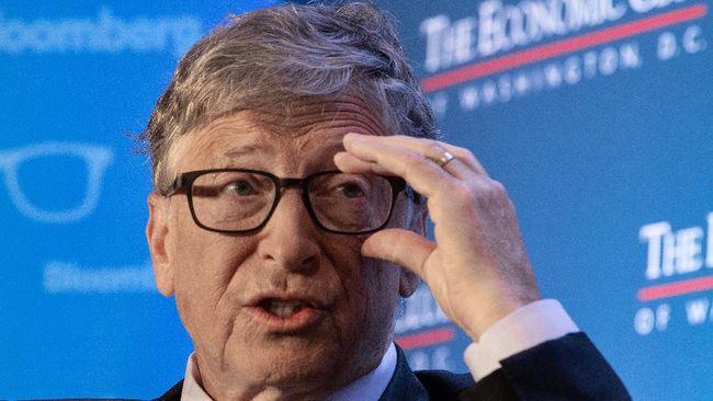 Bos Microsoft Bill Gates lahir pada 28 Oktober 1955 atau berzodiak Scorpio.