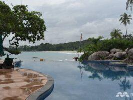 Setelah harus tutup pada Februari 2020, Banyan Tree Bintan Resort dibuka kembali pada Agustus 2020 lalu. (Foto: Kiki Siregar/Channel News Asia)