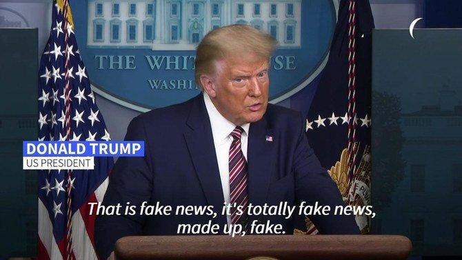 Donald Trump (Foto: Tangkapan Layar)