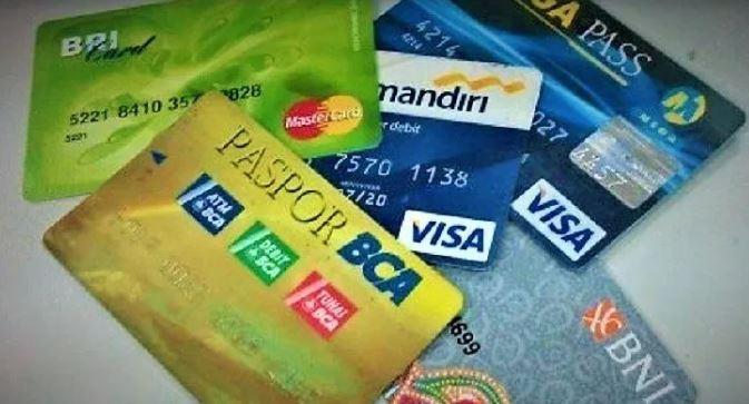 Ilustrasi: kartu ATM (hulondalo.id)