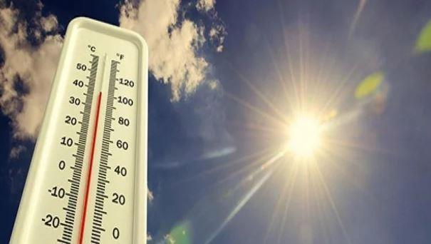 Foto ilustrasi: cuaca panas