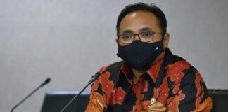 Menteri Agama (Menag) Yaqut Cholil Qoumas mengutuk keras aksi pengeboman yang diduga dilakukan oleh seseorang di kompleks Gereja Katedral, Jalan Kartini, Kota Makassar, Sulawesi Selatan, Minggu (28/3/2021) pagi. (Foto: Kemenag)