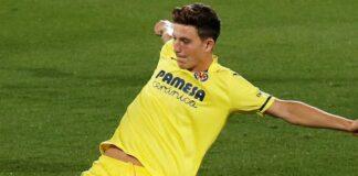 Bek tengah Villareal Pau Torres dikabarkan ingin bergabung dengan Manchester United. (Foto dari Sportsmole)