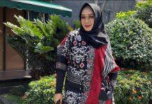 Rina Gunawan .(Instagram @rinagunawan28.)