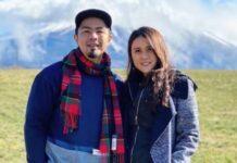 Bams eks Samsons dan Istri Mikhavita Wijaya. Sedang Proses Cerai (Sumber: Instagram/bams_1606)