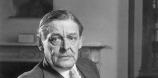 TS Eliott lahir pada 26 September 1888 atau berzodiak Libra. Bernama lengkap Thomas Stearns Eliot OM adalah seorang penyair, penulis esai, penerbit, penulis naskah, kritikus sastra, dan editor. Dianggap sebagai salah satu penyair utama abad ke-20, ia adalah tokoh sentral dalam puisi Modernis berbahasa Inggris. Wikipedia).
