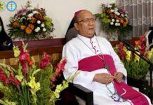 Uskup Agung Makassar Mgr Johannes Liku (Foto Instagram)
