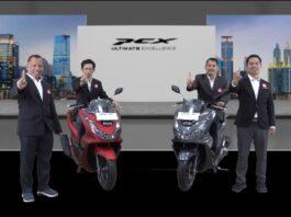 PT Astra Honda Motor (AHM) meluncurkan All New Honda PCX dan All New Honda PCX e:HEV