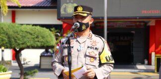 Kapolres Karimun AKBP Muhammad Adenan. Foto Suryakepri.com/IST