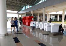 Bandara RHF Tanjungpinang (Suryakepri.com/Muhammad Bunga Ashab)
