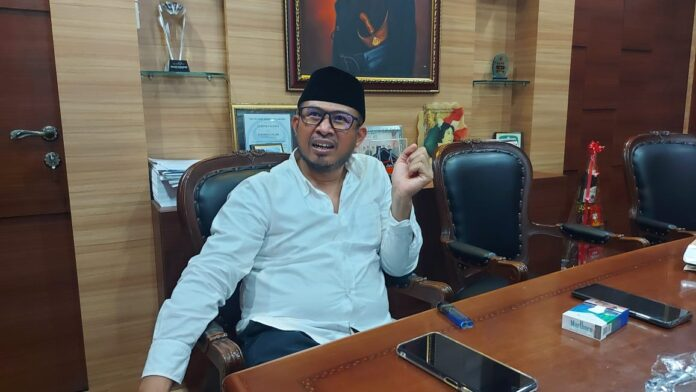 Ketua DPRD Kota Batam, Nuryanto