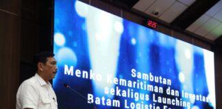 Menteri Koordinator Bidang Kemaritiman dan Investasi, Luhut Binsar Pandjaitan