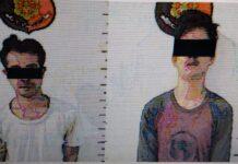 Dua pelaku pencurian di Peruamahan Graha Nusa Permai, Batam diringkus Unit Reskrim Polsek Batam Kota, Jumat (19/3/2021).