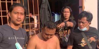 Beni Halomon ditangkap Tim Macan Barelang dirumahnya di Taman Anugrah, Batuaji, Kamis (18/3/2021) sekitar pukul 17.30 WIB.