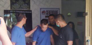 Pelaku pembacokan di Caffe Ris, Pasir Putih, Batam Kota, pada Rabu (17/3/2021)