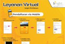 Pelayanan Virtual bright PLN Batam