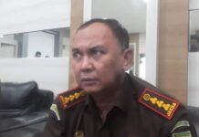 Kajari Tanjungpinang Joko Yuhono (Suryakepri.com/Muhammad Bunga Ashab)