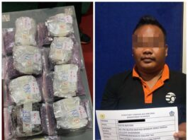 Penyelundupan 43.795 butir pil ekstasi senilai Rp 9 Miliar yang berasal dari Malaysia