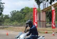 Acara Riding Experience PCX160