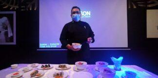 BWP Panbil Batam, menyajikan varian Japanese Authentic Food yang disajikan secara live cooking.