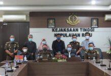 Kajati Kepri Hari Setiyono saat bersama Tokoh Umat Islam Tanjungpinang (Suryakepri.com/ist)