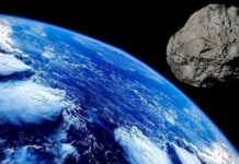 Foto ilustrasi: Asteroid (ladbible.com)