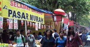Foto Pasar Murah