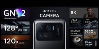Xiaomi Mi 11 Ultra. (Foto dari GSM Arena)