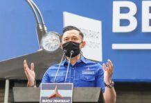 Ketum PD Agus Harimurti Yudhoyono