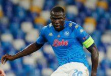 Bek Napoli Kalidou Koulibaly jadi incaran Manajer Everton Carlo Ancelotti pada bursa transfer musim panas 2021. (Foto dari Sportsmole)