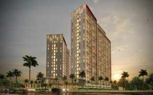 Foto  Tower B Baloi Apartment
