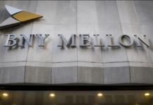Gedung Bank of New York Mellon Corp. di 1 Wall St. distrik keuangan New York 11 Maret 2015. (REUTERS / Brendan McDermid via ToI)