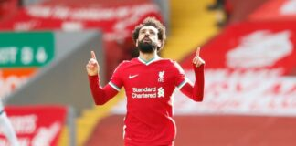 Penyerang Liverpool asal Mesir, Mohamed Salah. Sudah sehebat dan sepdroduktif ini, dia malah kurang dihargai di Liverpool. (Doto dari LiveScore)