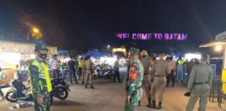 Tim terpadu Kota Batam