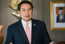 Wakil Ketua DPR, Azis Syamsuddin. (Dok : DPR)
