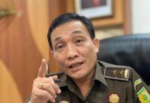 Kepala Pusat Penerangan Hukum Kejagung Leonard Eben Ezer Simanjuntak (Suryakepri.com)