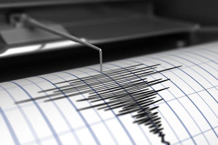 Ilustrasi gempa bumi(Shutterstock)