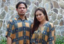 Pasangan artis Adilla Dimitri dan Wulan Guritno.(Instagram/@adilladimitrihardjanto)