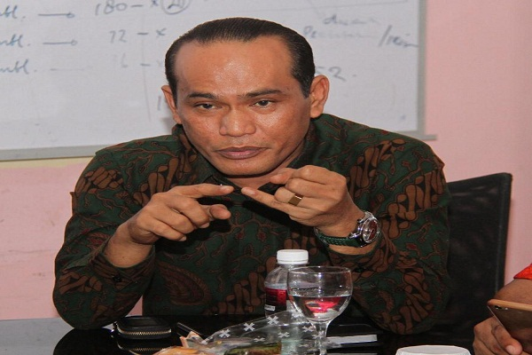 Anggota DPRD Kepri Sirajudin Nur