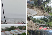 Dampak Badai Siklon Seroja di Kabupaten Rote Ndao