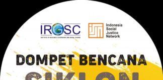 Indonesia Social Justice Network (ISJN) menggalang bantuan untuk para korban bencana alam sebagai imbas dari badai siklon Seroja