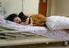 Echa atau Siti Raisa Miranda (17 tahun) yang mengalami gejala tidur panjang akibat sindrom langka hipersomnia.
