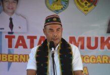 Gubernur Nusa Tenggara Timur (NTT) Viktor B Laiskodat